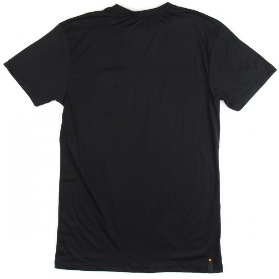 Santa Cruz Solid Tall Pocket T-Shirt - Black