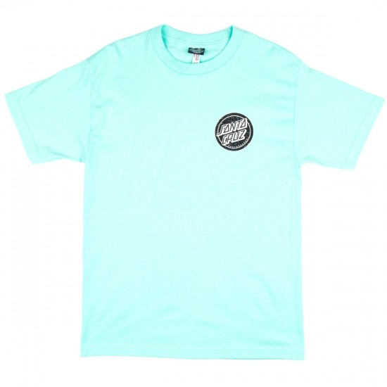 Santa Cruz Trap Regular T-Shirt - Celadon
