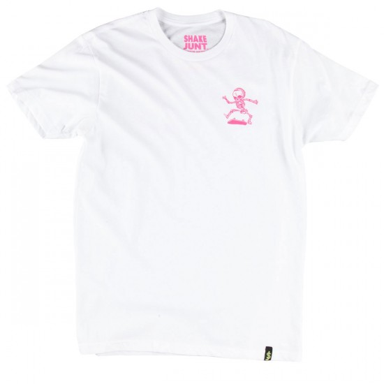 Shake Junt Rather Be Ripping T-Shirt - White