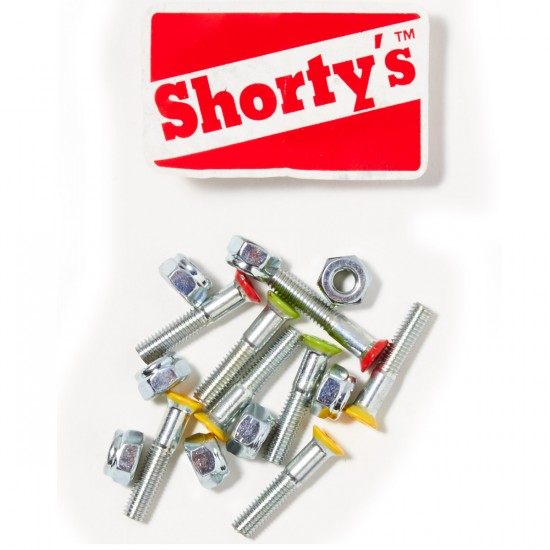 "Shorty's 1"" Color Hardware - Bad Brain"