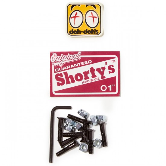 Shorty's Allen Mounting Hardware - 1""