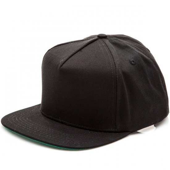 Sk8 Mafia Old E Side Logo Hat - Black