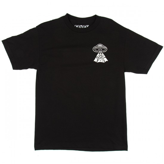 Sketchy Tank Dealer T-Shirt - Black