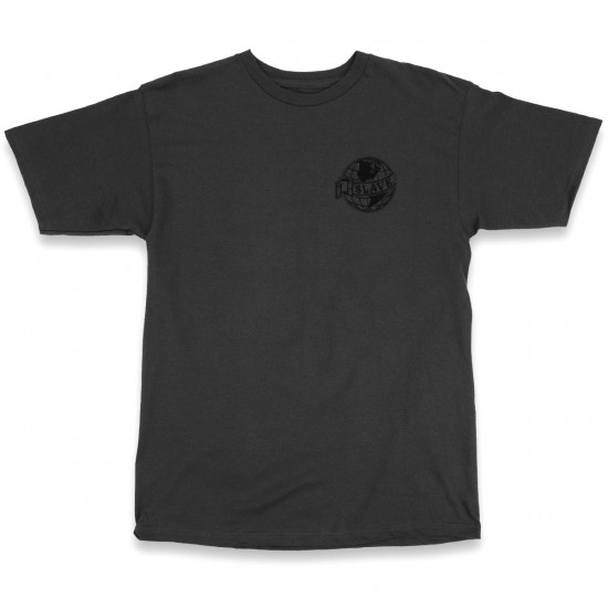 Slave Old World T-Shirt - Charcoal
