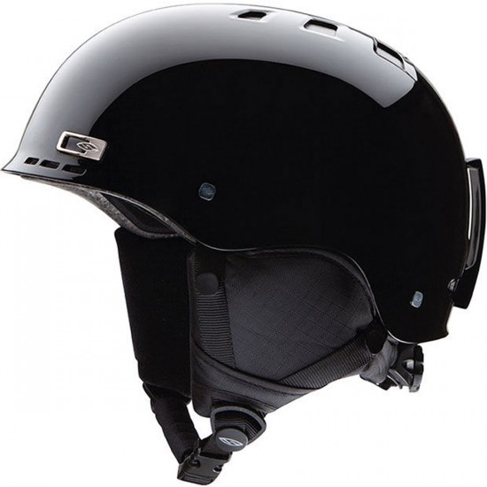 Smith Holt Junior Snowboard Helmet - Black