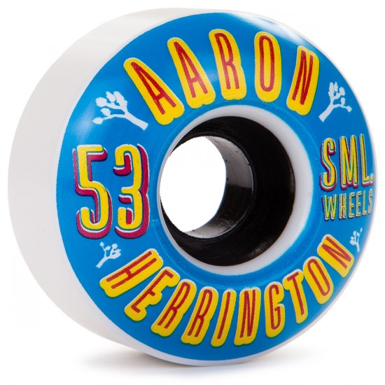 SML Aaron Herrington Succulent Skateboard Wheels - 53mm - 100a