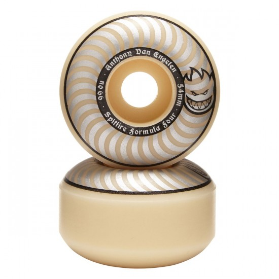 Spitfire AVE Whiteout Skateboard Wheels