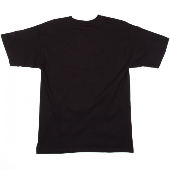 Spitfire Bighead T-Shirt - Black/Royal