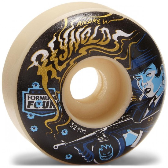 Spitfire Formula Four Reynolds Street Sweepers Skateboard Wheels
