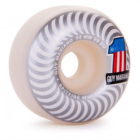 Spitfire Mariano Classic Skateboard Wheels - 53mm