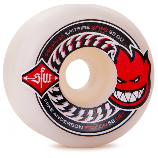 Spitfire Mike Anderson SFW 2 Skateboard Wheels - 55mm