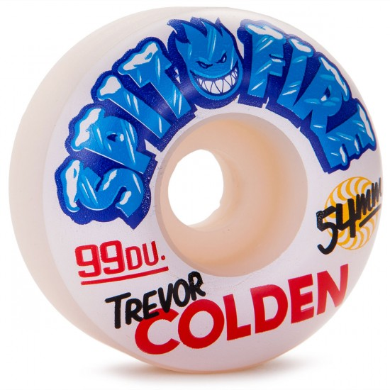 Spitfire Trevor Colden Ice Skateboard Wheels - 54mm