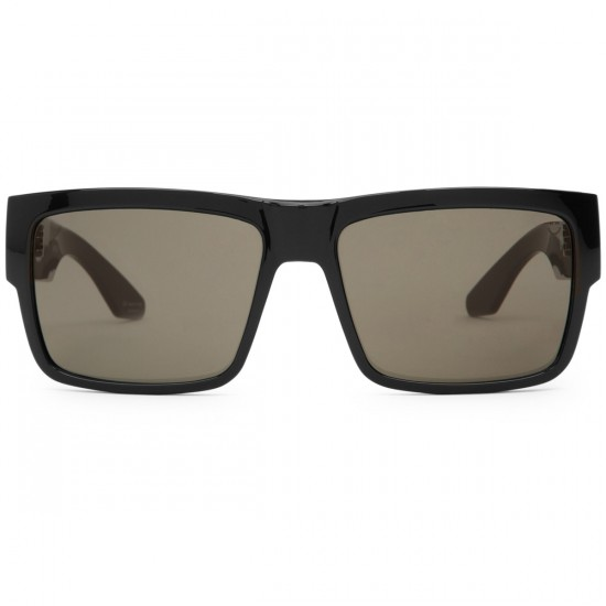 Spy Cyrus Black - Happy Gray Green Sunglasses