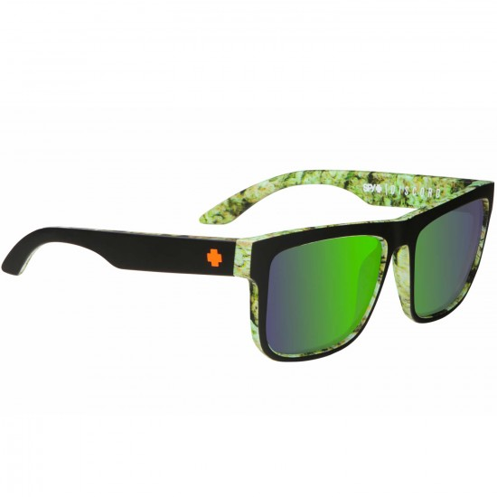 Spy Discord Sunglasses - Kush Walls-Gray with Green Spectra