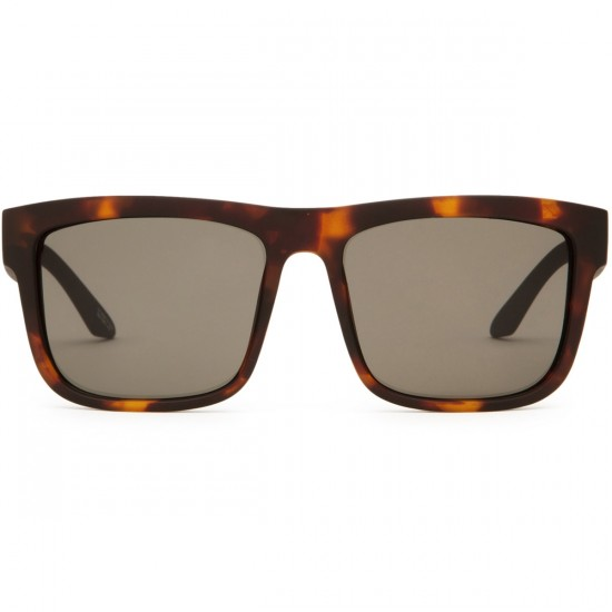 Spy Discord Sunglasses - Vintage Tortoise - Happy Grey Green