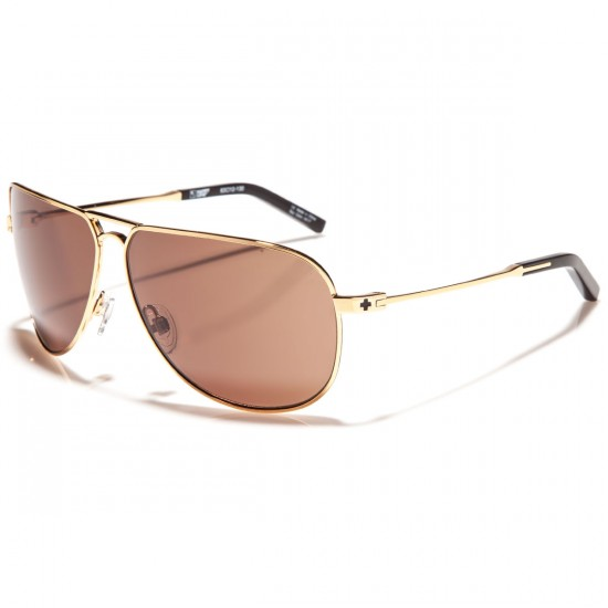 Spy Wilshire Sunglasses - Gold/Happy Bronze