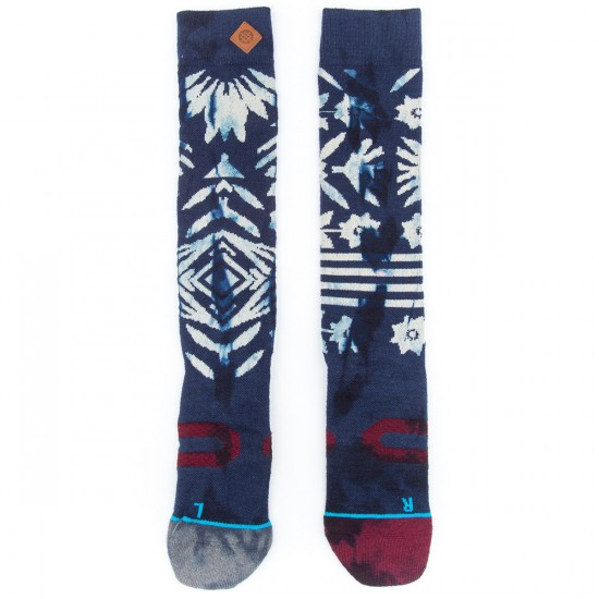 Stance A Tribe Called Shred Snowboard Socks - Navy