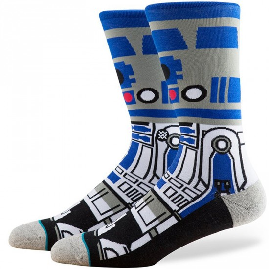 Stance Artoo Socks - Blue