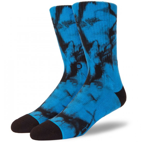 Stance Burnout Socks - Teal