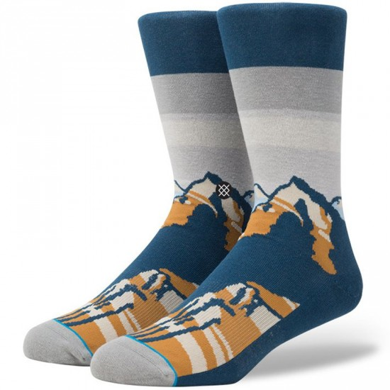 Stance Canyons Socks - Grey