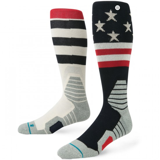 Stance Clawhammer Snowboard Socks - Navy