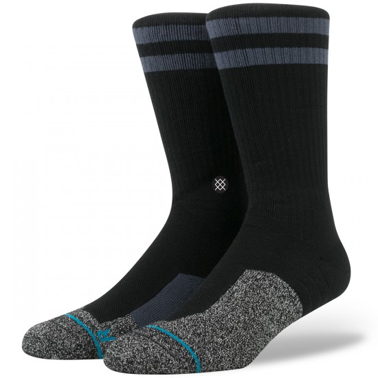 Stance F.T.R Socks - Black