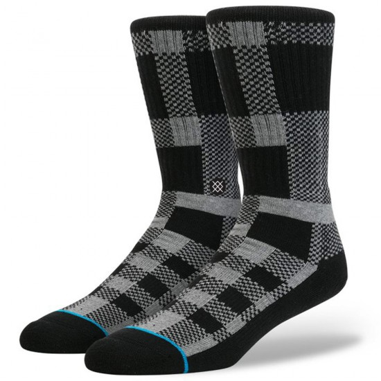 Stance Hesh Socks - Black