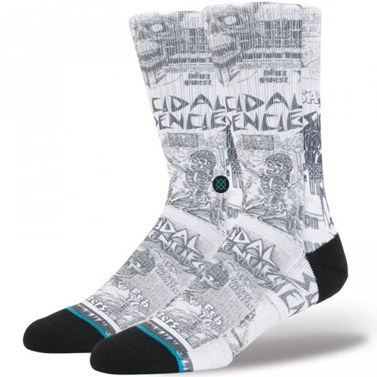 Stance Marquee Socks - Black