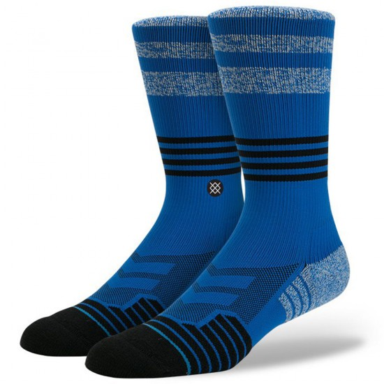 Stance Mode Socks - Blue