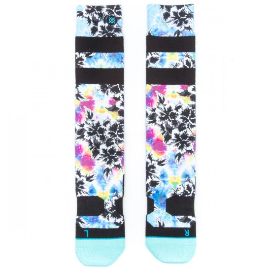 Stance Pineapple Express Snowboard Socks - Black