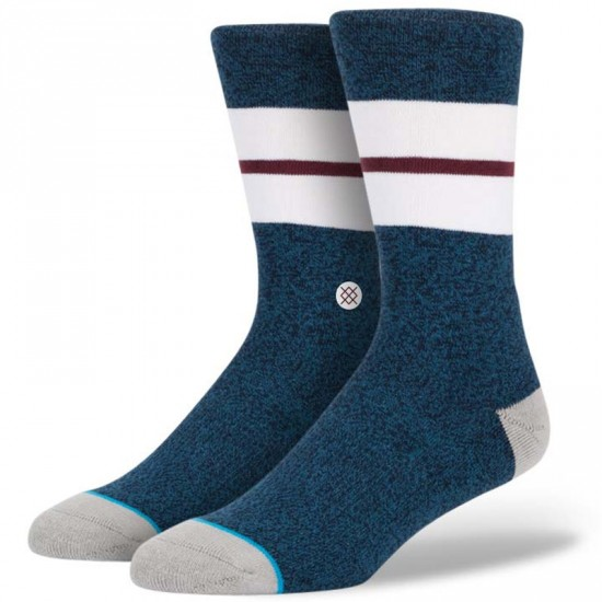 Stance Sequoia Socks - Navy