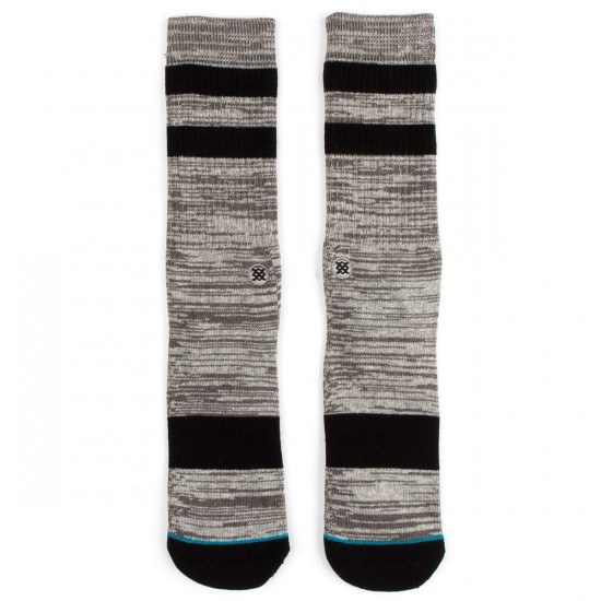 Stance Smudge Socks - Grey