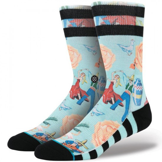 Stance Southside Socks - Blue