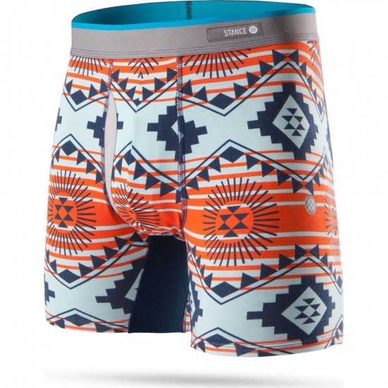 Stance Sunburst Underwear - Red