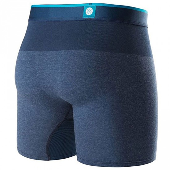 Stance The Wholester Cartridge Boxer Brief - Navy