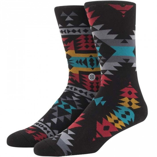Stance Reservation Socks - Black