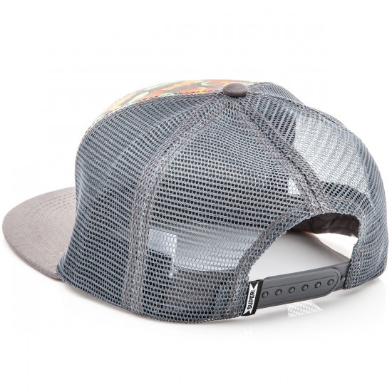 SUPERbrand Fling Trucker Hat - Concrete