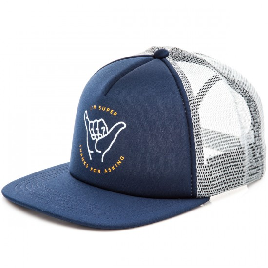SUPERbrand I'm Super Trucker Hat - Navy