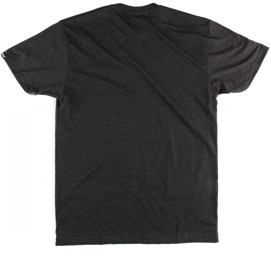 SUPERbrand Toy Pocket T-Shirt - Charcoal