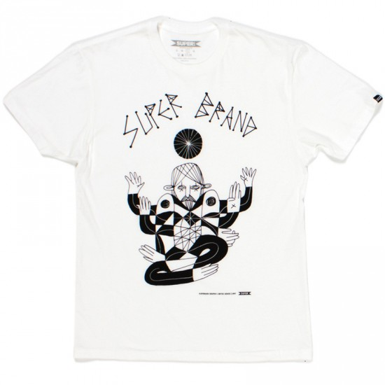 SUPERbrand Unit T-Shirt - White