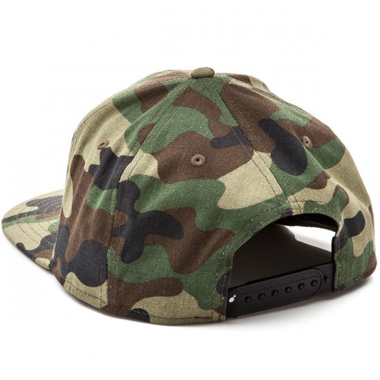 The Hundreds Adam Snapback Hat - Camo