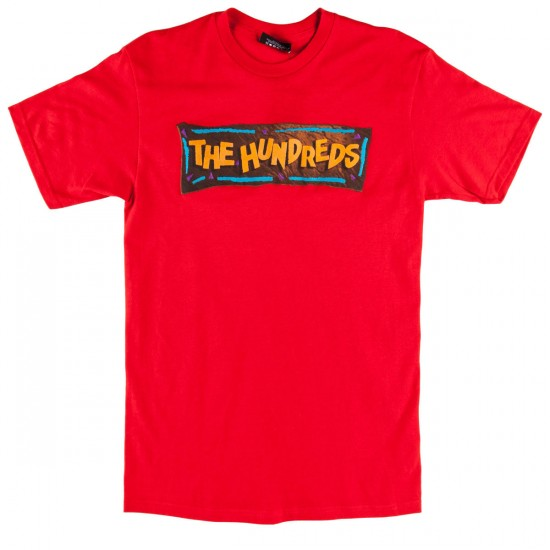 The Hundreds Bencino T-Shirt - Red