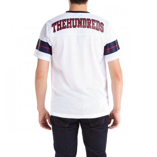 The Hundreds Cap Jersey - White