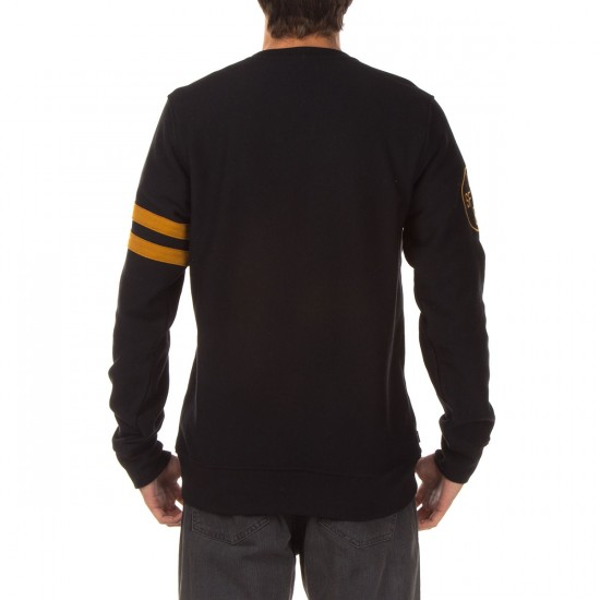 The Hundreds Casewell Crewneck Sweatshirt - Black