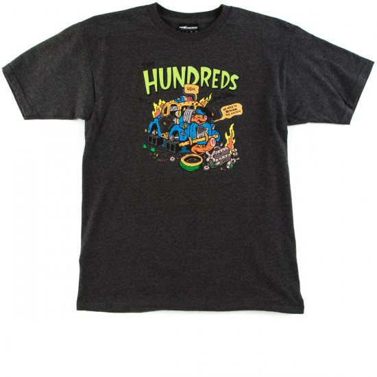 The Hundreds Coptales T-Shirt - Charcoal