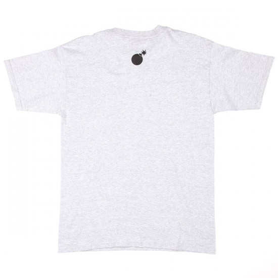 The Hundreds Cross Fade T-Shirt - Athletic Heather