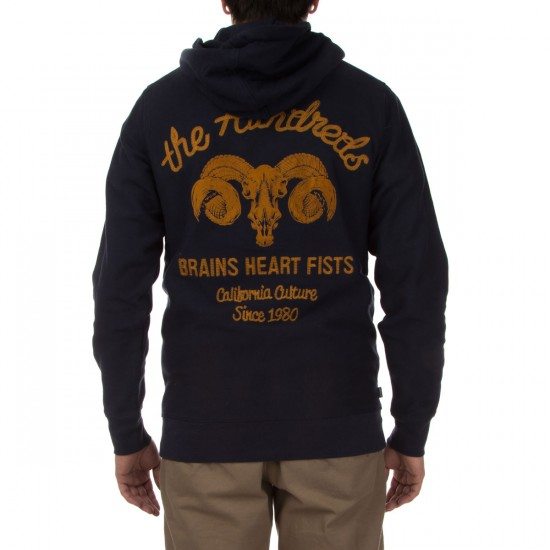 The Hundreds Doolin Pullover Hoodie - Navy