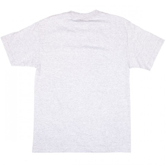 The Hundreds Flat Spot Pocket T-Shirt - Athletic Heather