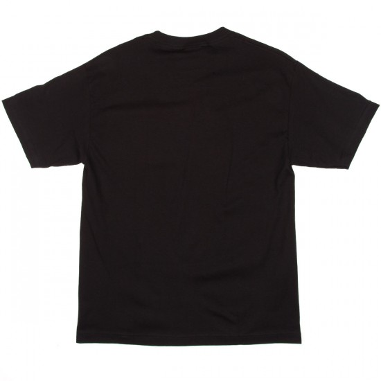 The Hundreds Flat Spot Pocket T-Shirt - Black