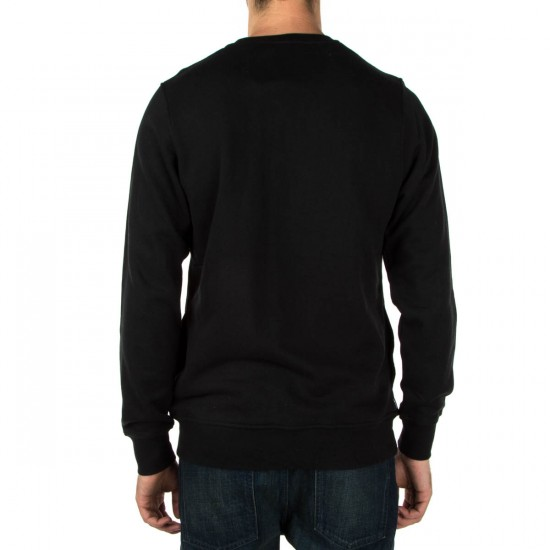 The Hundreds Folsom Crewneck Sweatshirt - Black